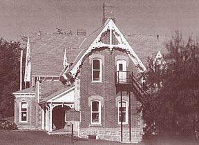 The original Merrickville Public Library