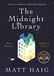 Book cover: The midnight library