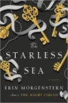 Book cover: The starless sea