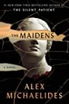 Book cover: The maidens