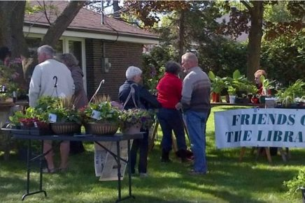Plant Sale – Sat, May 25,9-12