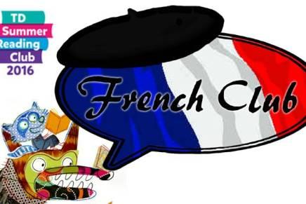 French Club – starts July6