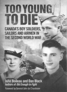 Book Cover: Too Young To Die