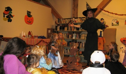Halloween StoryTime – Oct. 20