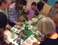 Art workshop photo