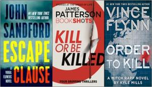New book covers