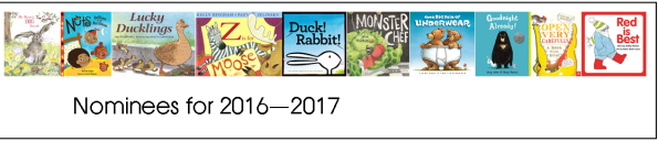 Read to Every Kid book nominees