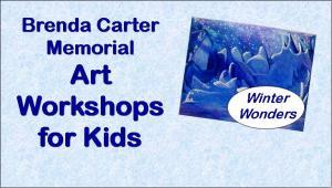 Art Workshop for Kids graphic