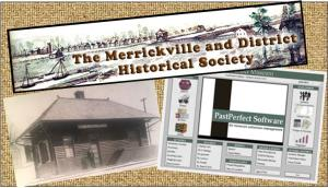 Historical Society Digital Archives demo graphic