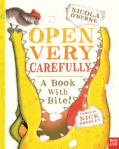 Open Very Carefully book cover