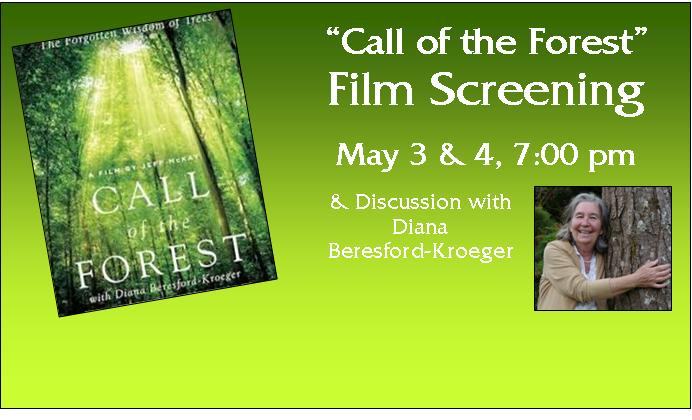 "Call of the Forest"" Film Screening 