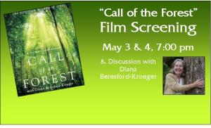 Call of the Forest film screening