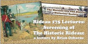 Rideau 175 Lectures graphic