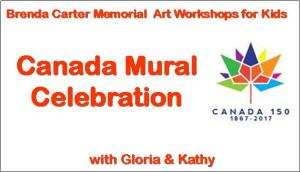 Canada Mural Celebration
