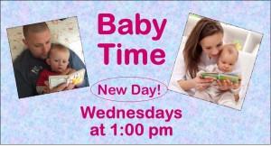 BabyTime graphic
