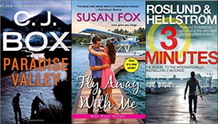 More Thrillers & Romance!