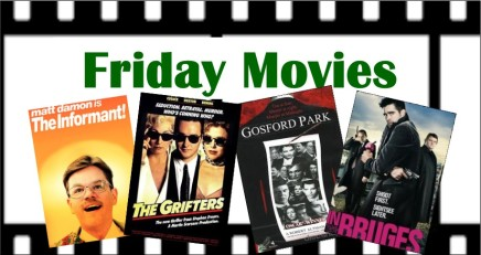 Friday Movies in September