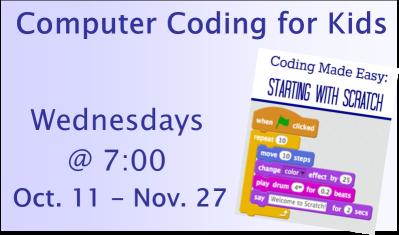 computer coding graphic