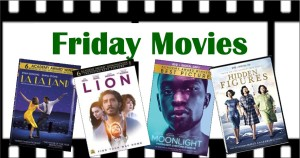 Friday movies graphic for January
