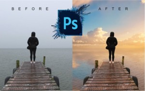 Photoshop workshop graphic