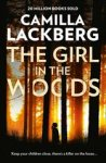 Book cover: The girl in the woods