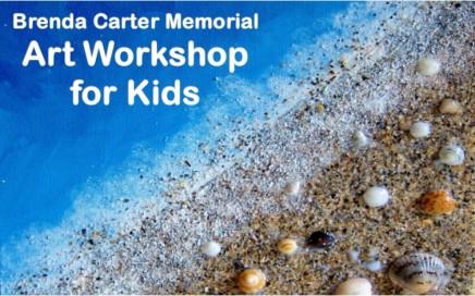 Art Workshop for Kids – June16