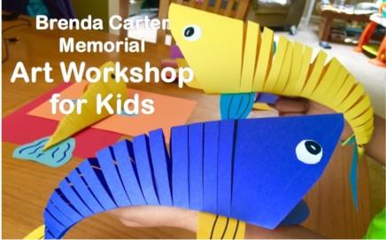 Art Workshop for Kids – May26