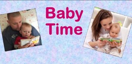 BabyTime – Mondays at10