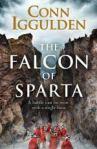 Book Cover: The falcon of Sparta