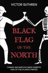 Book Cover: Black flag of the north