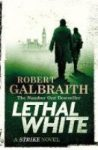 Book cover: Lethal white