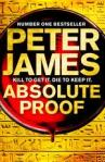 Book cover: Absolute proof