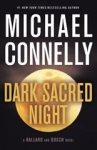 Book cover: Dark sacred night