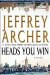 Book cover: Heads you win