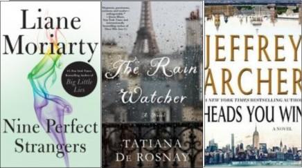 New! Popular Authors!