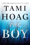 Book cover: The boy