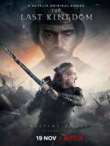 DVD Cover: The Last Kingdom, season 3