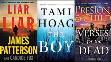 New Thrillers &More
