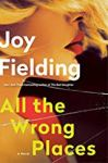 Book cover: All the wrong places