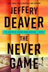 Book cover: The never game