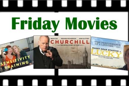 Friday movies inMay!
