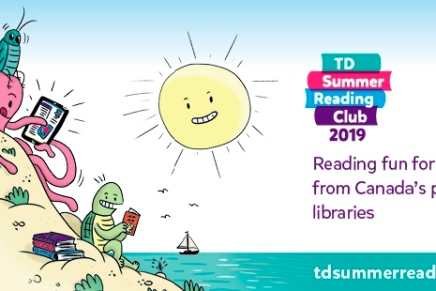 Join the TD Summer Reading Club!