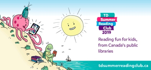 banner for TD Summer Reading Club