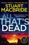 Book cover: All that's dead