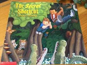 Book cover: The secret shortcut
