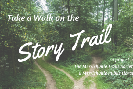 Story Trail – Monday mornings!
