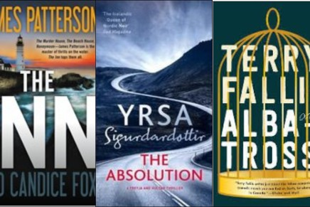 New – Thrillers & Canadianauthors!