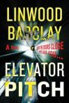 New book cover: Elevator pitch