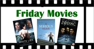 Friday movies: White lies, A serious man, Zodiac