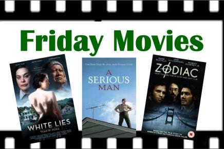Friday Films inOctober!